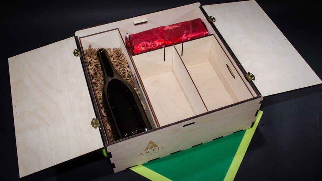 Multi Gift Presentation Box - laser personalized
